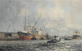 "Marinus Johannes Drulman ""Marius de Jongere"" (Amsterdam"