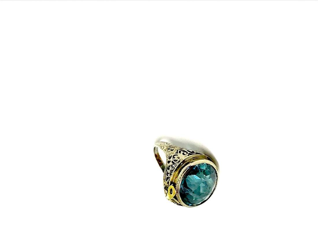 14k Vintage Gold Ring - 2