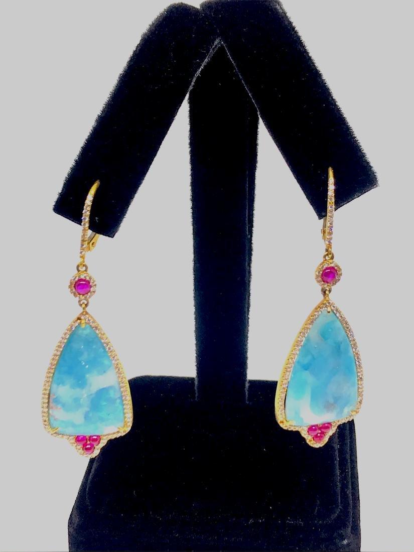 18k Sleeping Beauty Turquoise