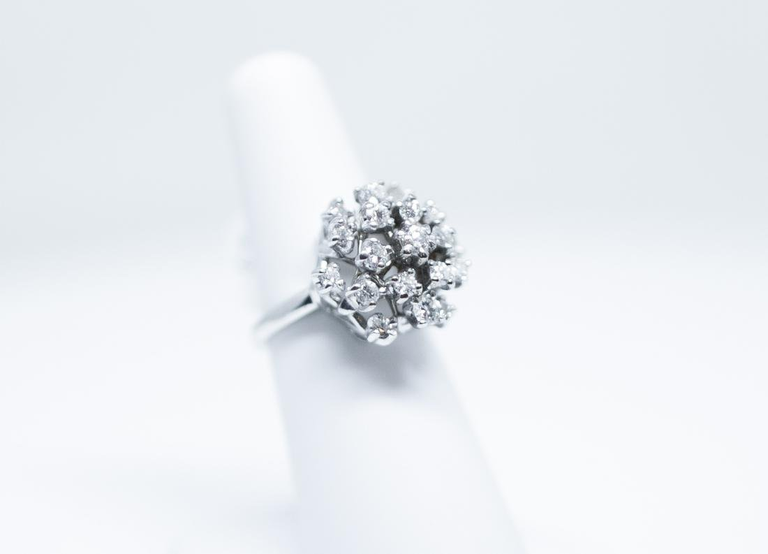 2.00ct Cocktail Ring - 2