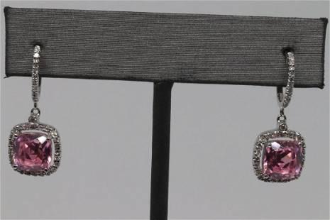 Beautiful Diamonds Earrings