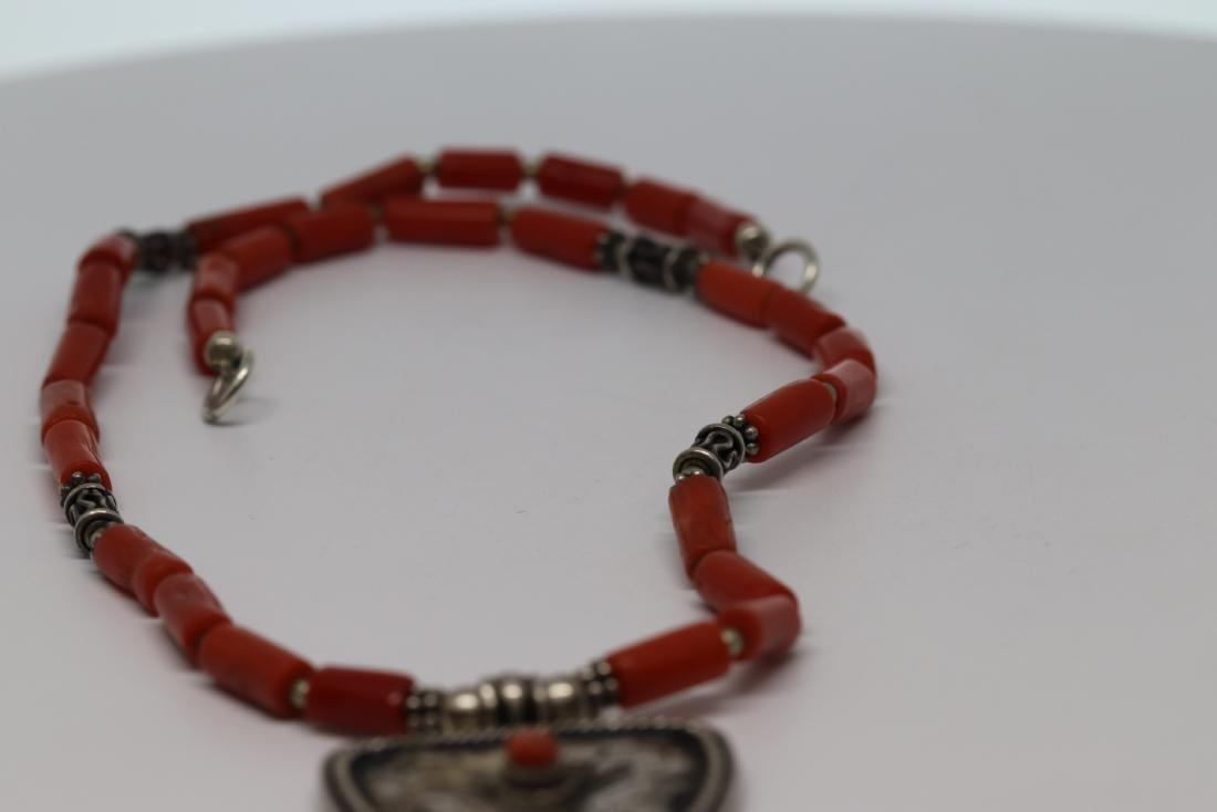 Native american design Necklace - 2