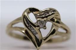 Ladys Diamond Ring