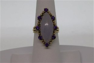 5a85329a7 Natural Moon Stone - Gale Ladies Ring - Jul 04, 2019 | Rocks Auction ...