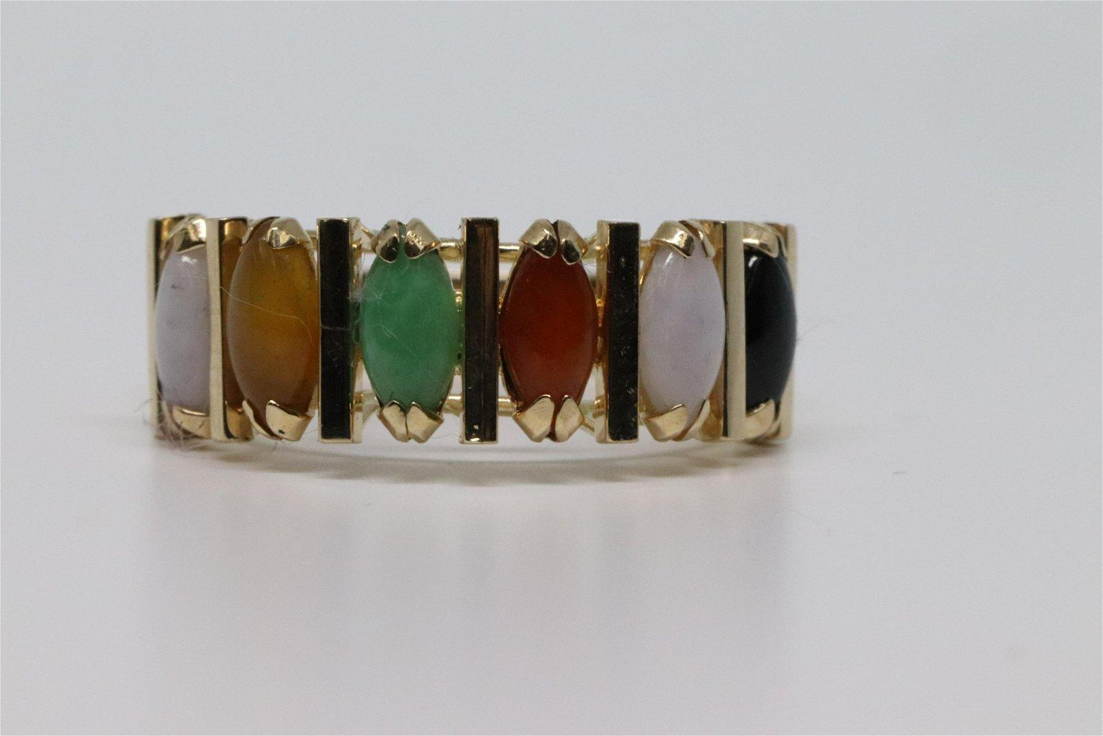 14kt Art Deco Ring
