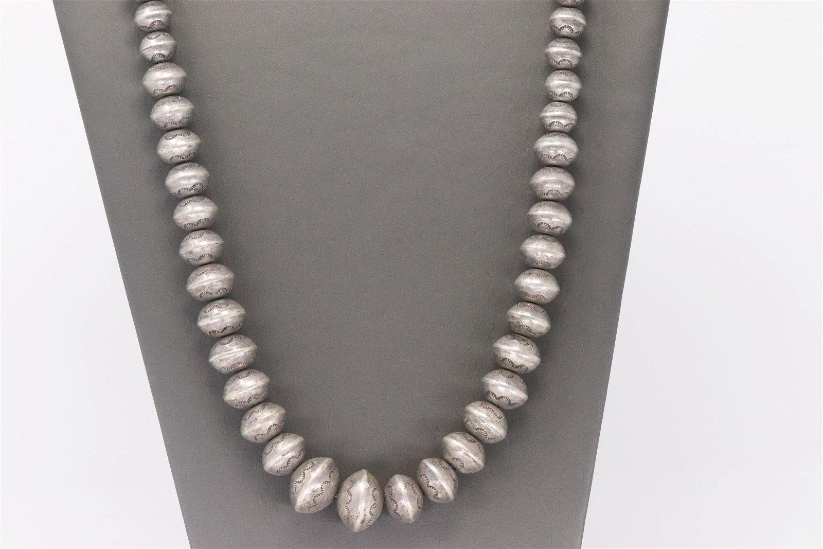 Ladies Silver Necklace