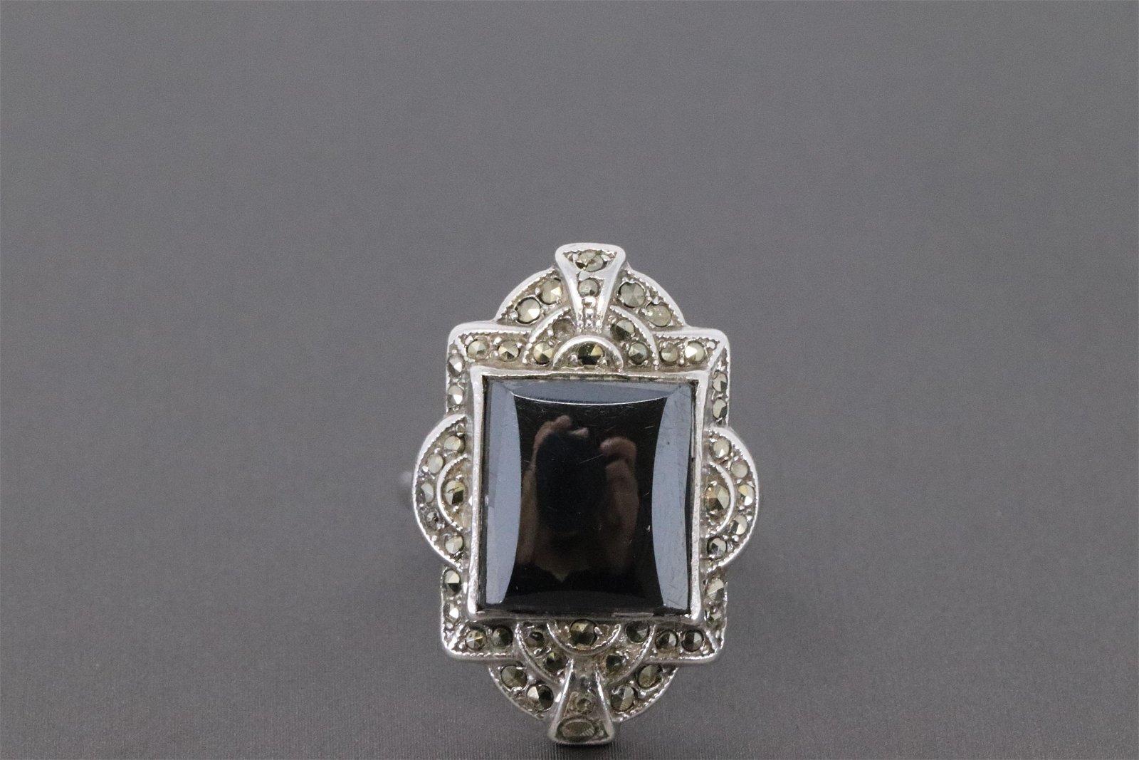 Ladies 925 Silver Ring