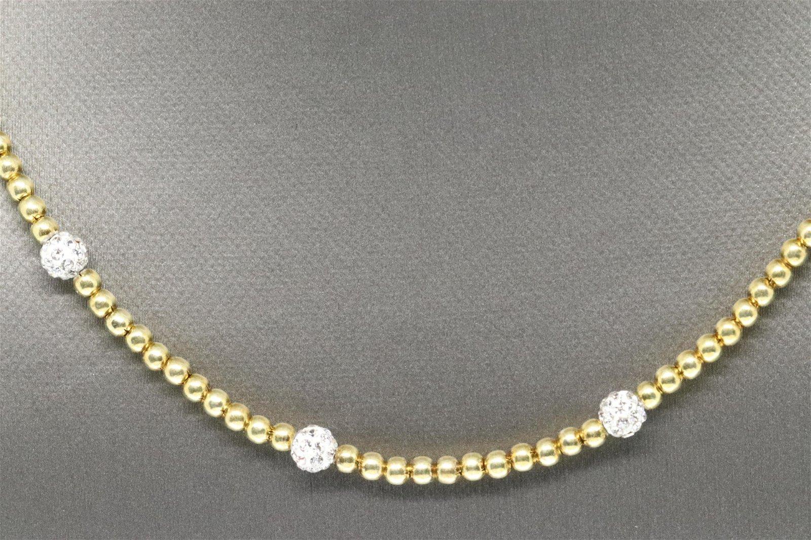 925 Silver Ladies Necklace