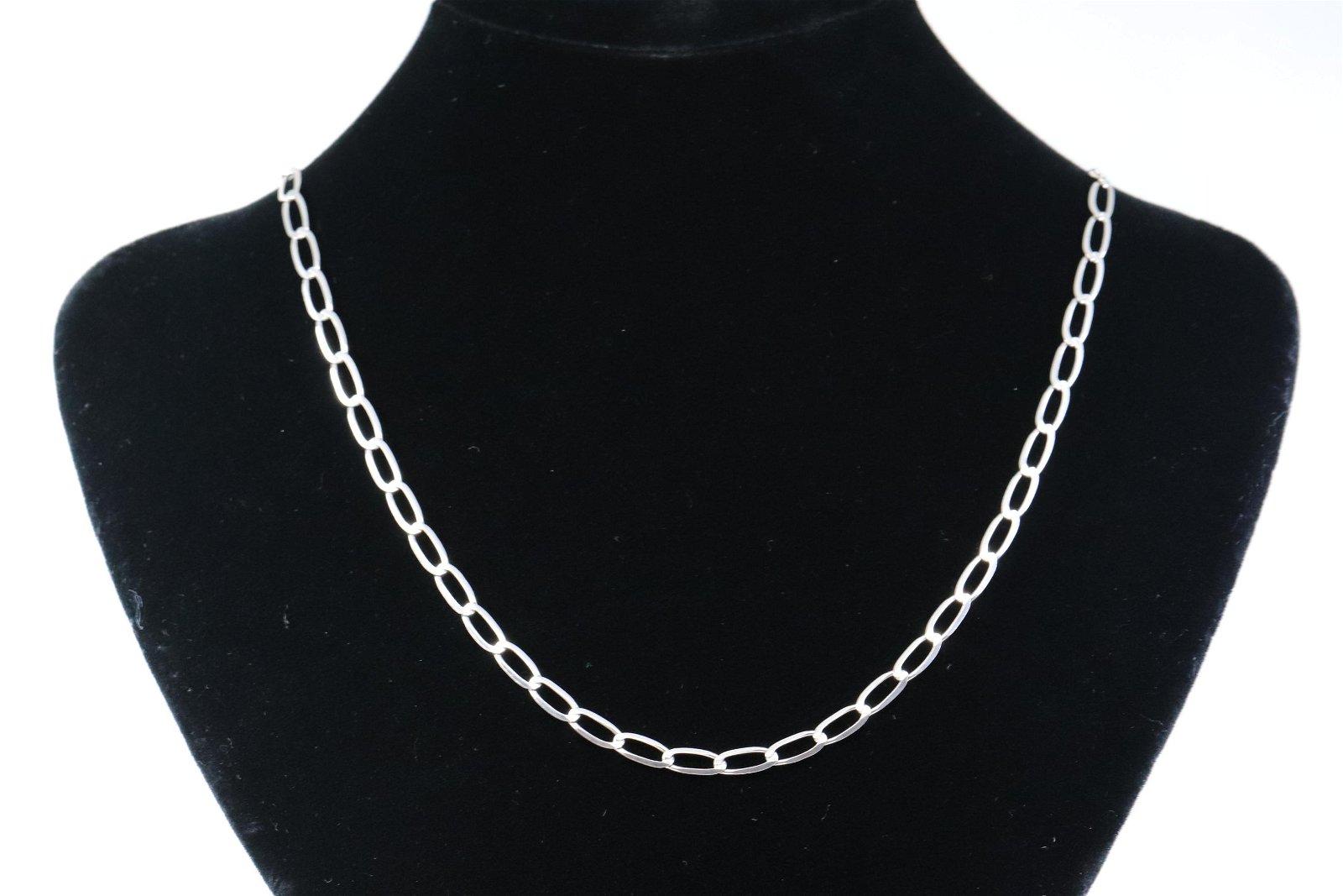 .925 Silver Necklace