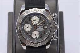 Breitling Chronomat Evolution Grey Dial. 44mm. A13356