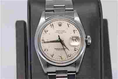 Vintage Rolex Date Ref: 1500 Middle East Dial/Calendar