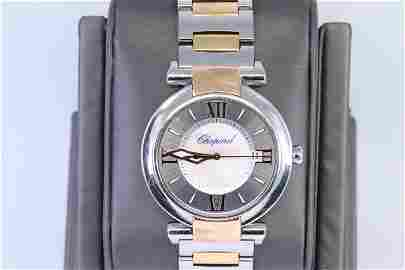 Chopard Imperiale 36mm 18k Rose Gold & Stainless Steel