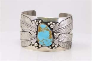 Native America Handmade Navajo Sterling Silver