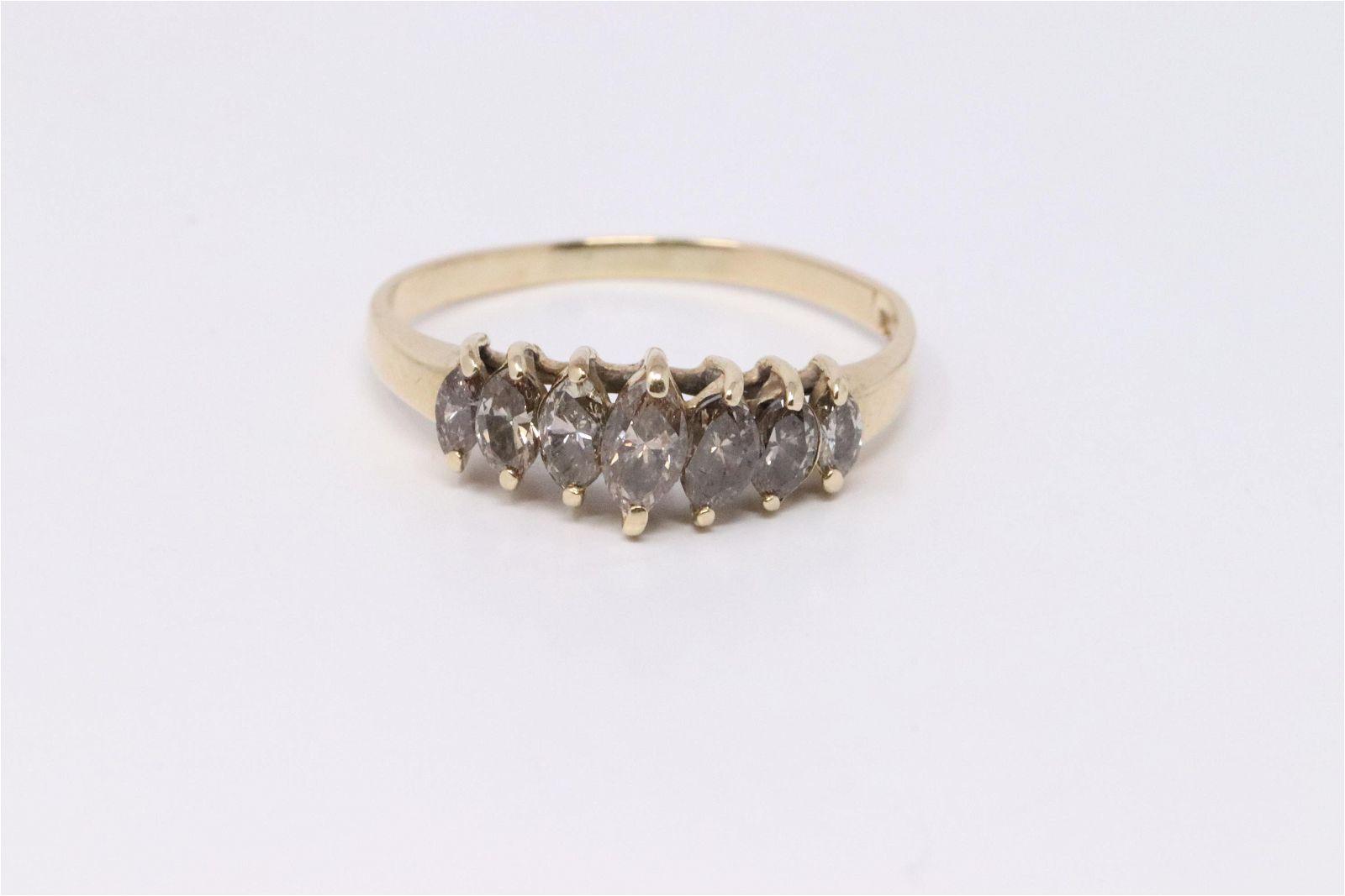 KT Ladies Diamond Ring.