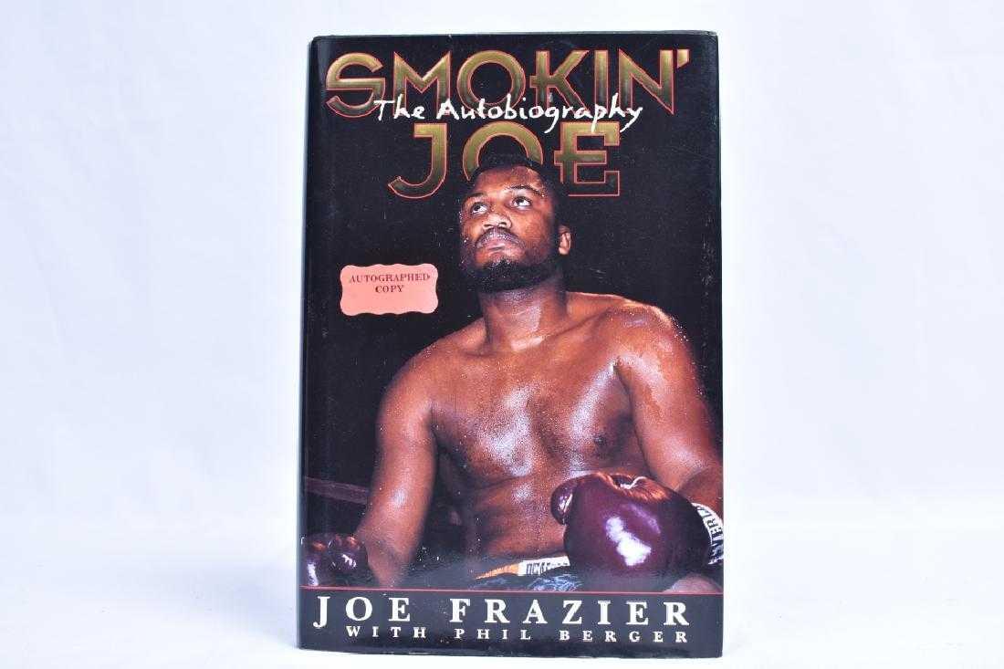 smokin joe the autobiography
