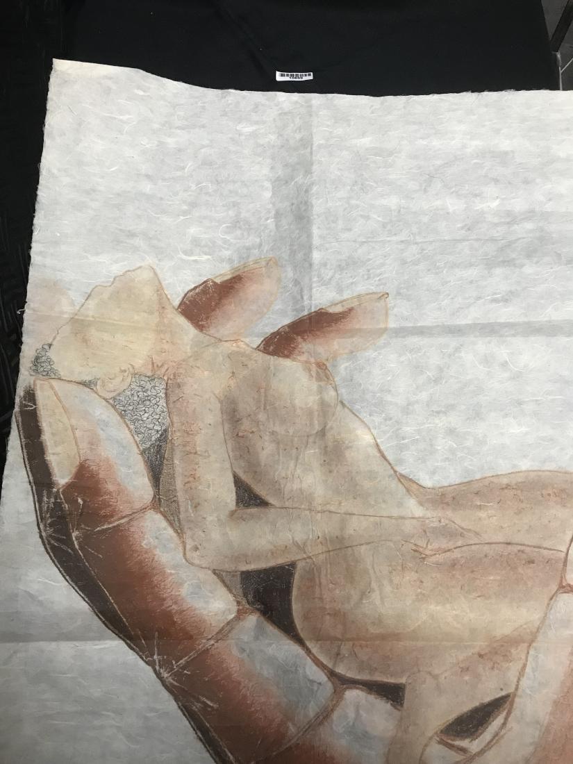 Drew Davis Hand holding a Woman - 6