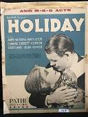 Magazine Pathe Presents Holiday with Ann Harding Mary