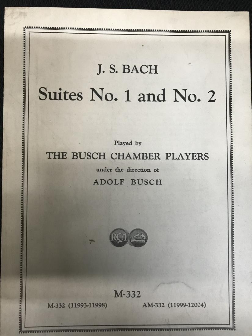 Lot Symphony Sheet music - 7