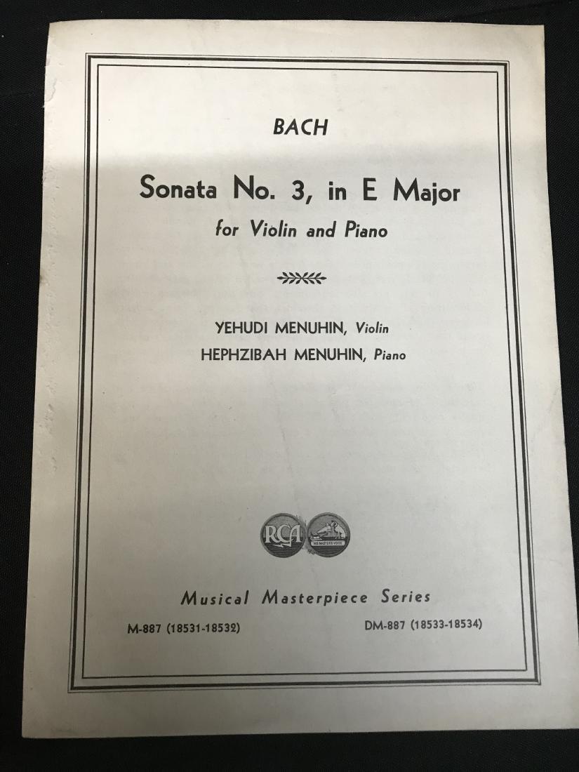 Lot Symphony Sheet music - 9