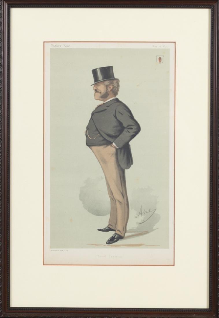 Vanity Fair caricature illustrations, 1875-1896 - 10