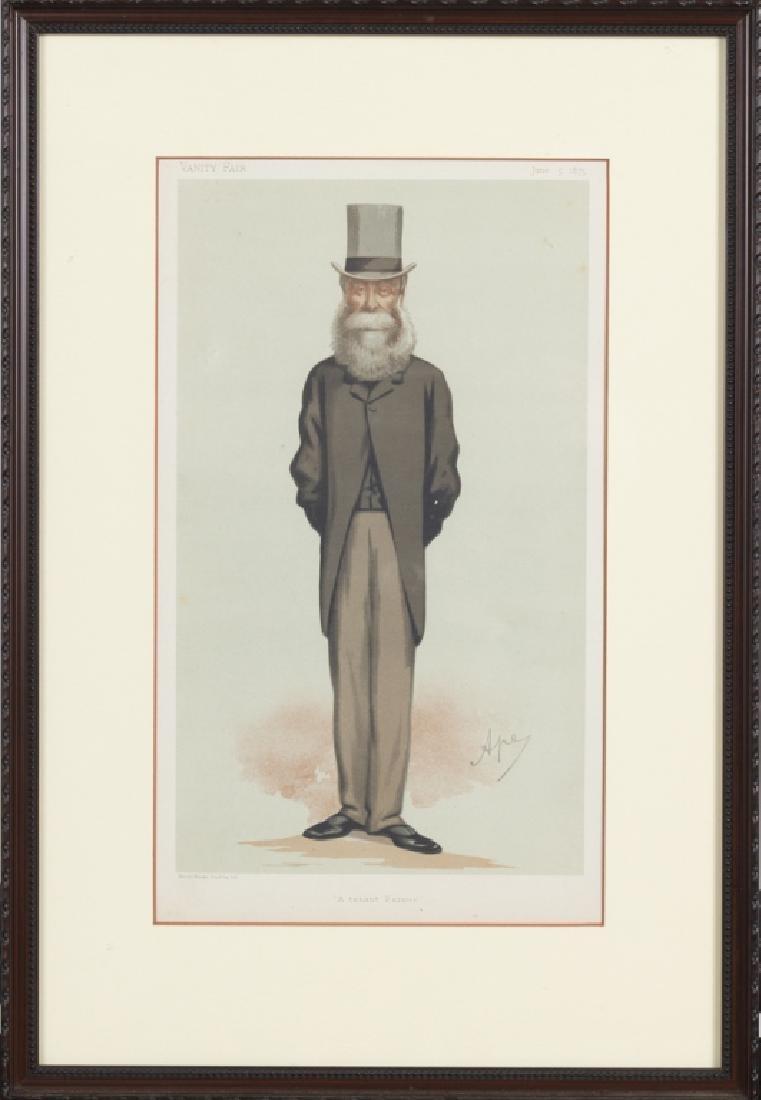 Vanity Fair caricature illustrations, 1875-1896 - 3