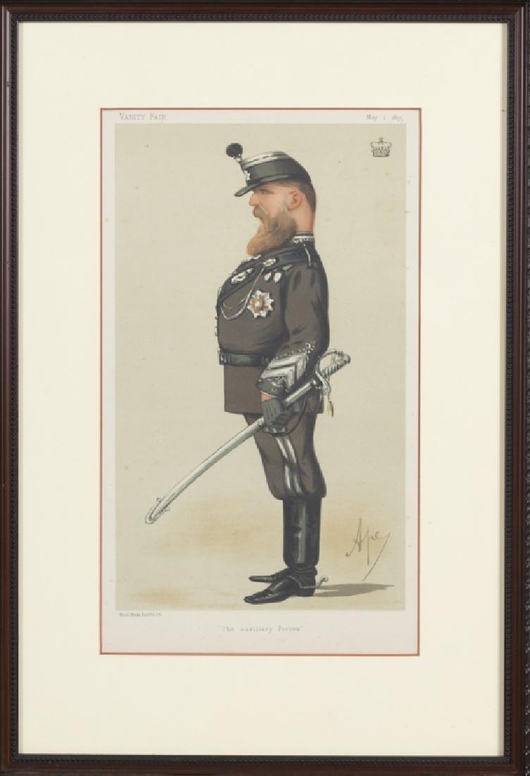 Vanity Fair caricature illustrations, 1875-1896 - 4