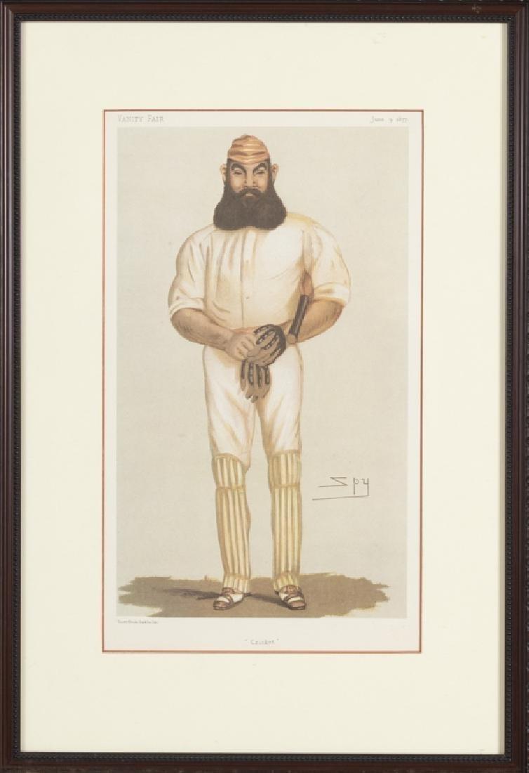 Vanity Fair caricature illustrations, 1875-1896 - 9