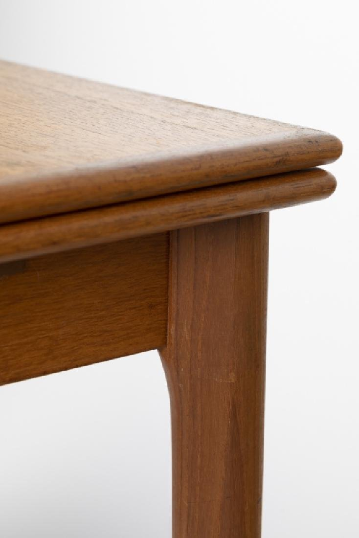 A Danish Modern extension dining table - 2