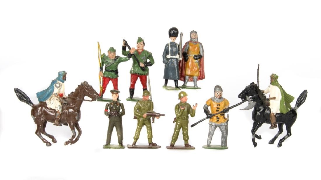 A group of toy soldiers - 3