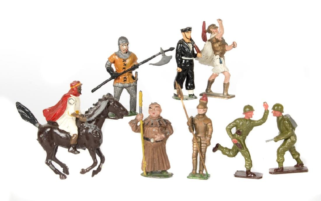 A group of toy soldiers - 4
