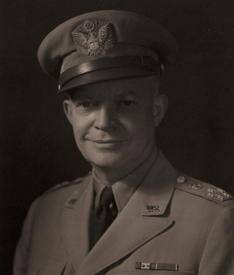 A Dwight D. Eisenhower autograph - 4