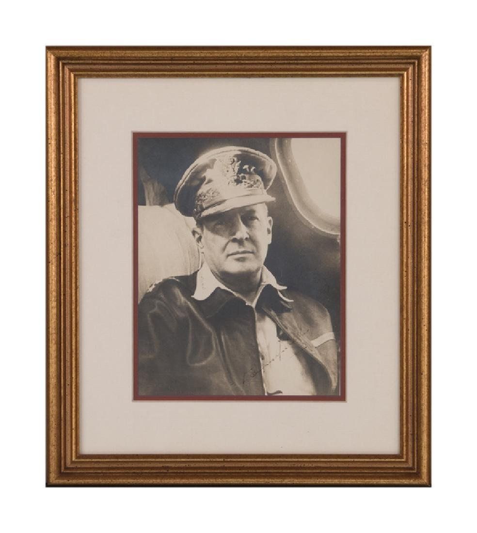 A Douglas MacArthur autograph - 4
