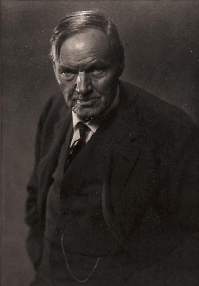 A Clarence Darrow autograph - 2