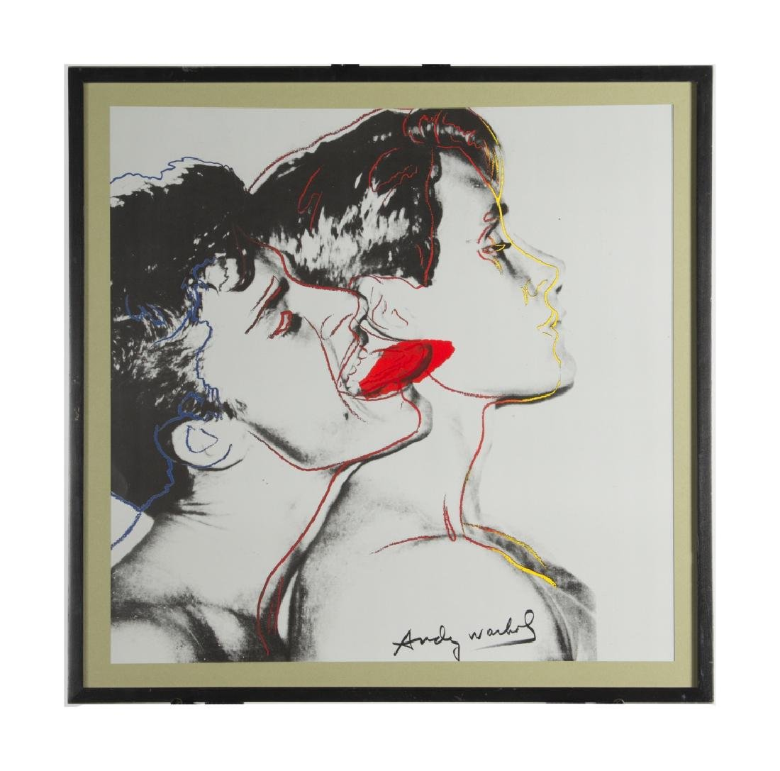 After Andy Warhol (American, 1928-1987) - 2
