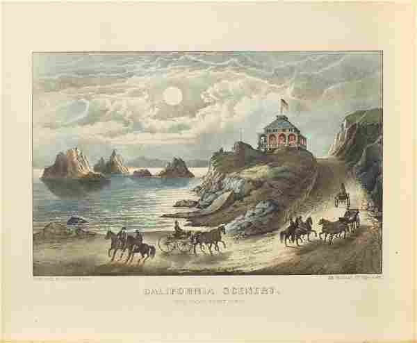 Currier & Ives, publishers (American, 1857-1907)