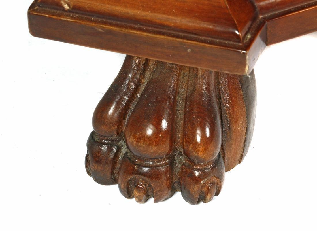 Dutch Baroque style marquetry desk - 5