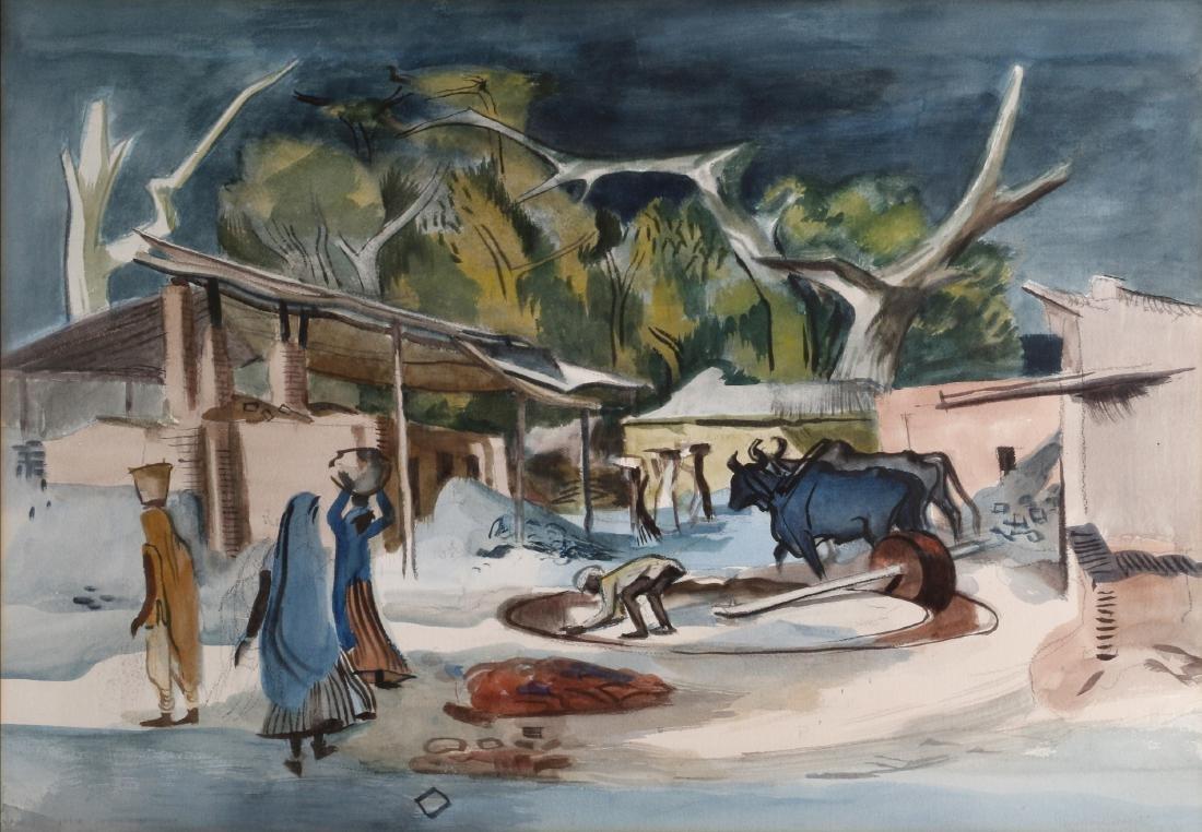Millard Owen Sheets (American, 1907-1989)