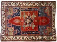 A Bakshaish carpet, Northwest Persia