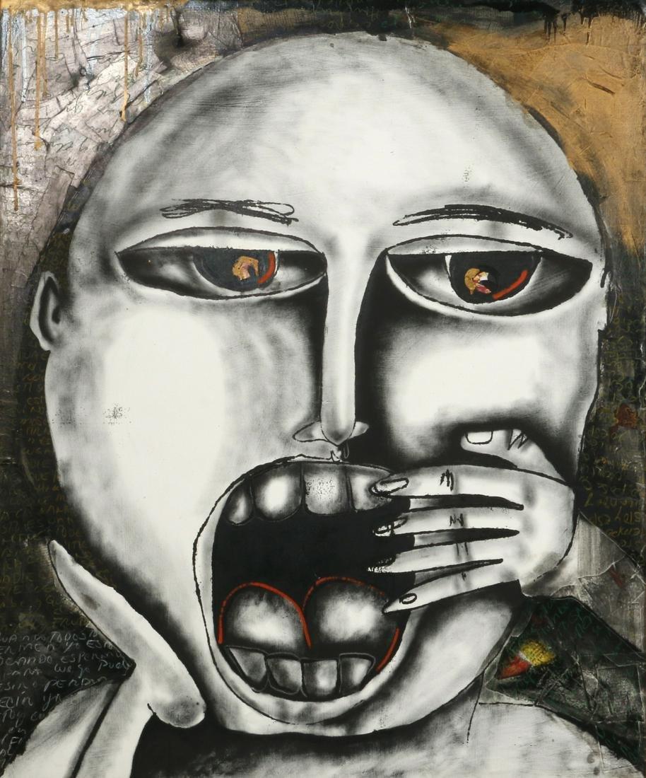 Eduardo Exposito Gonzalez (Cuban, b. 1964)