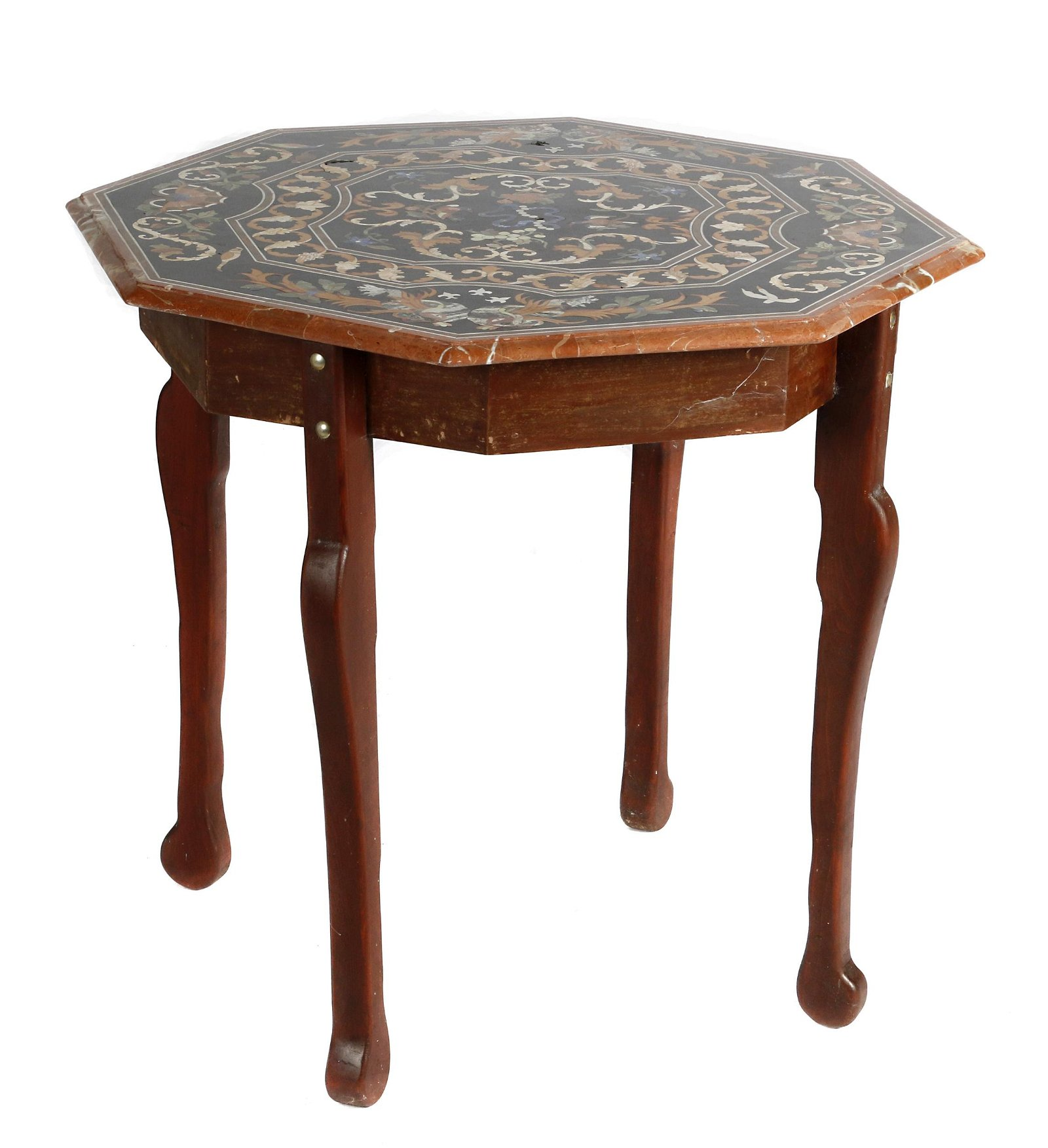Baroque style Pietra Dura table