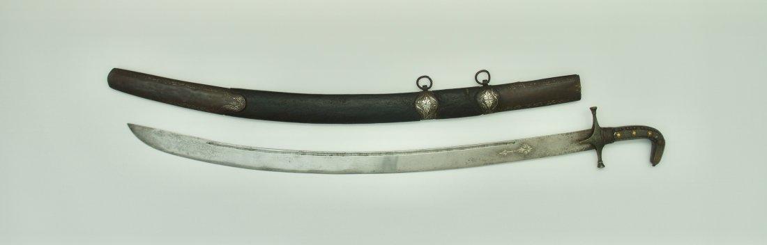 Syrian Saif / Shamshir Sword
