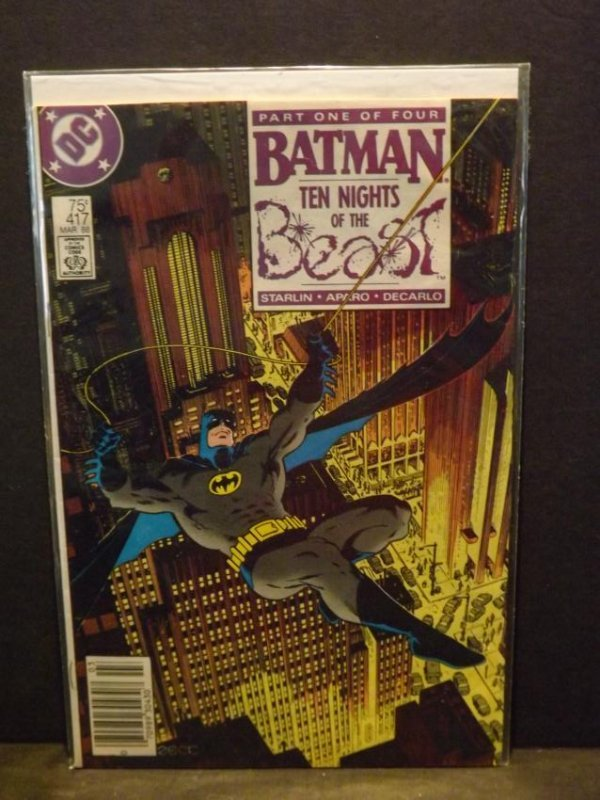 4 DC COMICS - BATMAN - 2