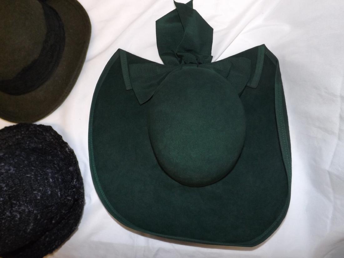 VINTAGE LADIES HATS - 2