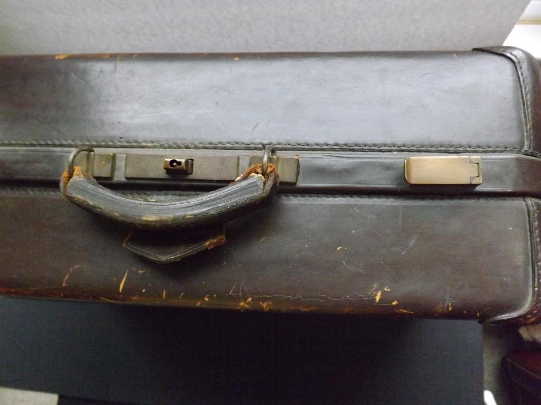 1920/30S LEATHER SUITCASE - 3