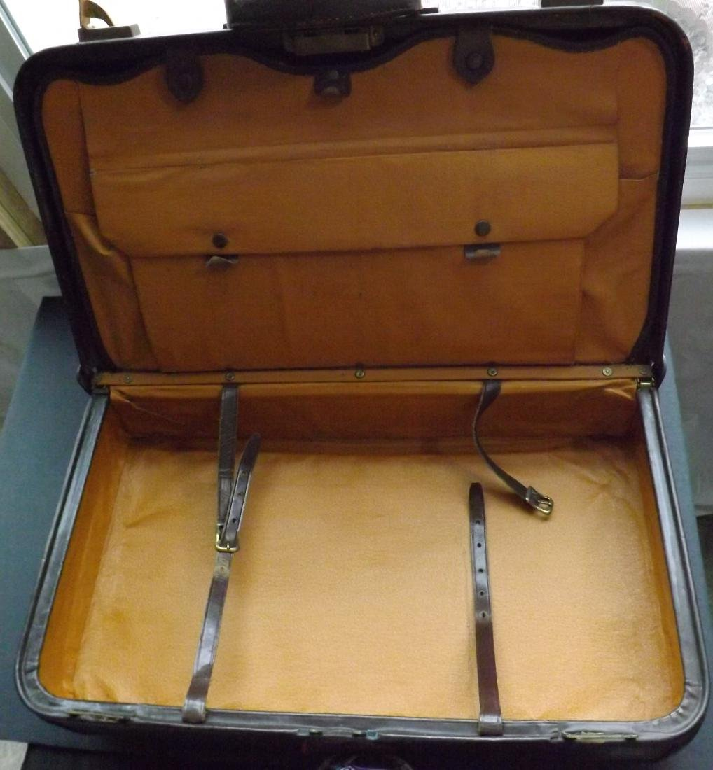 1920/30S LEATHER SUITCASE - 6