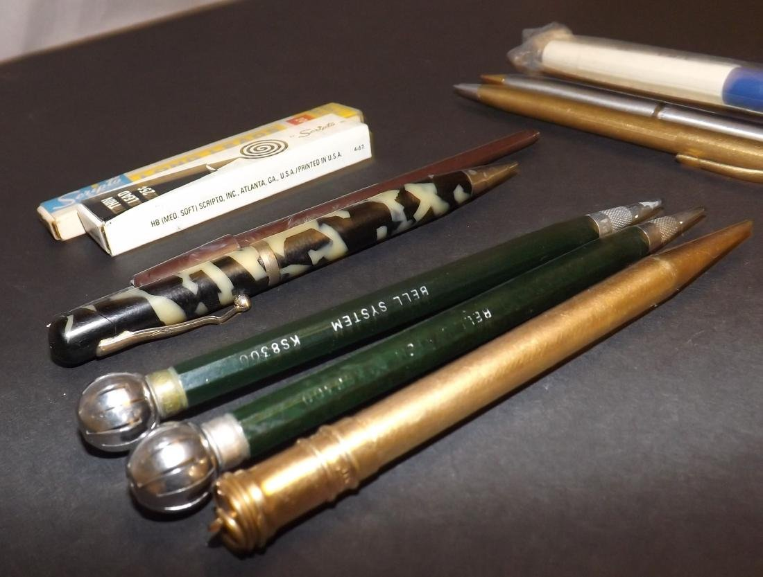 VINTAGE PENS - MECHANICAL PENCILS & MORE - 4