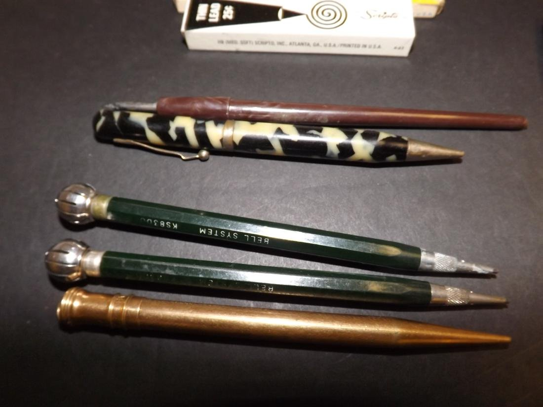 VINTAGE PENS - MECHANICAL PENCILS & MORE - 5