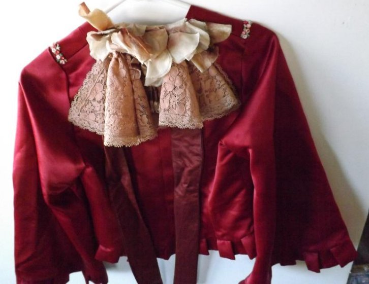 7 PIECES EARLY 1900S THEATRICAL COSTUME - 5