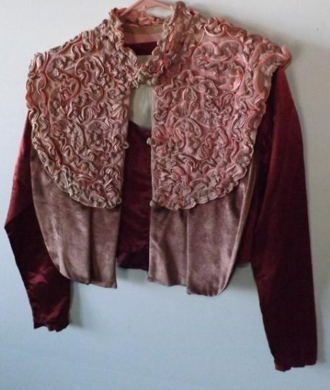 7 PIECES EARLY 1900S THEATRICAL COSTUME - 6