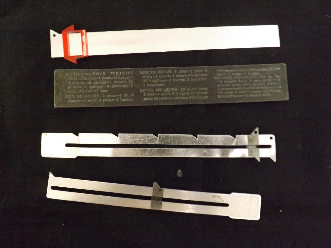 ANTIQUE SEWING TOOLS & NOTIONS & MORE - 3